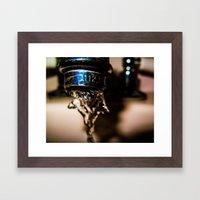 A112 Framed Art Print