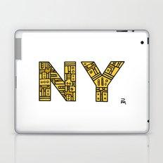 SNOW NY - PM Laptop & iPad Skin