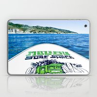 Paddle Boarding Laptop & iPad Skin