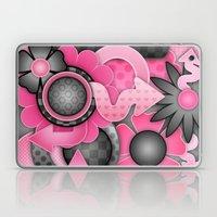Bubble Gum Bash Laptop & iPad Skin