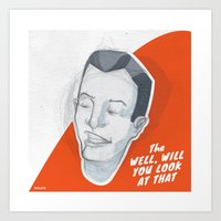 Well, Will You Look At T… Art Print