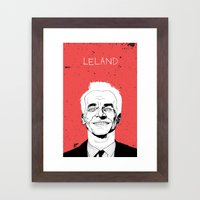 Leland Framed Art Print