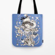 Around Tote Bag