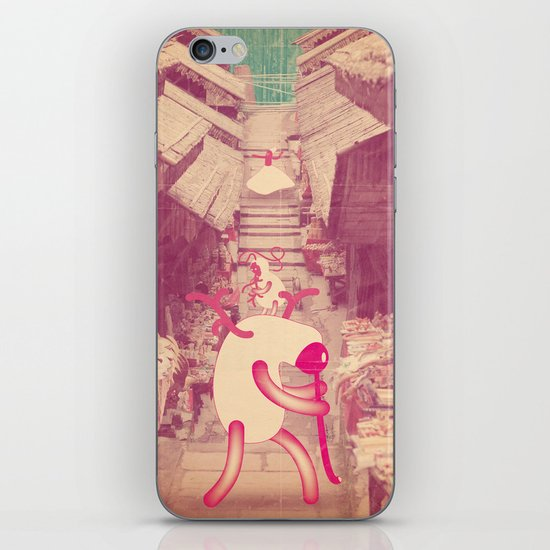 m e n d i c a n t i iPhone & iPod Skin