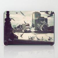 Pigeon Whisper    iPad Case