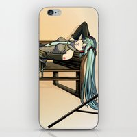 Studio Shoot  (Miku Vers… iPhone & iPod Skin