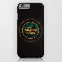 iPhone & iPod Case featuring The Mighty Souls: Reggae Legends by Damien Koh