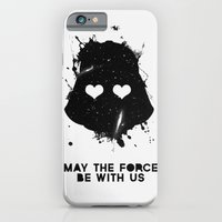 may the force be with us iPhone 6 Slim Case