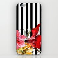 FLORA BOTANICA | Stripes iPhone & iPod Skin