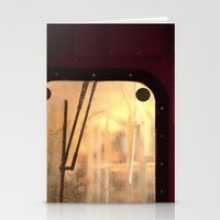 No exit Stationery Cards