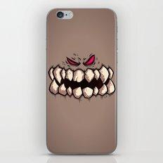 ANGRY iPhone & iPod Skin