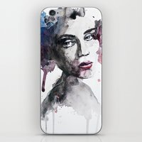 Rooney iPhone & iPod Skin