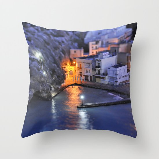 Pick a light Throw Pillow