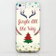 Christmas iPhone 5c Slim Case