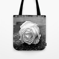 One Last Rose Tote Bag