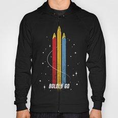 Star Trek - Boldly Go Hoody