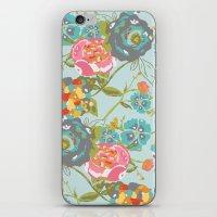 Garden Rocket iPhone & iPod Skin