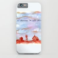 Home is Wherever I'm with You iPhone 6 Slim Case