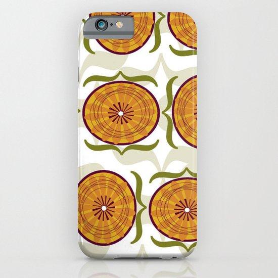 Tangerine Vine iPhone & iPod Case