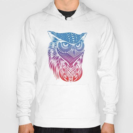Owl of Color Hoody