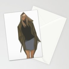 Gwen Stacy Stationery Cards