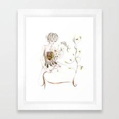 The Magical Chest Framed Art Print