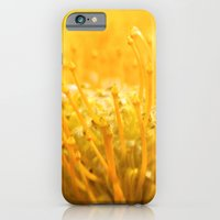 The Study Of Yellow iPhone 6 Slim Case