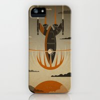 iPhone 5s & iPhone 5 Cases featuring The Return by Danny Haas
