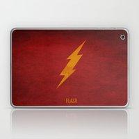 The Flash Laptop & iPad Skin