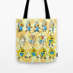 Become the Monster You Wish to Be Tote Bag