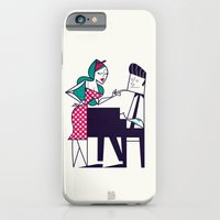 iPhone & iPod Case featuring Play it again by Ale Giorgini