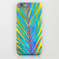 iPhone & iPod Case featuring Palm Colors by Lo Coco Agostino