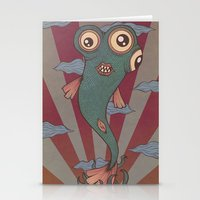 Fish & Trips Stationery Cards