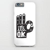 IT'S OKAY iPhone 6 Slim Case