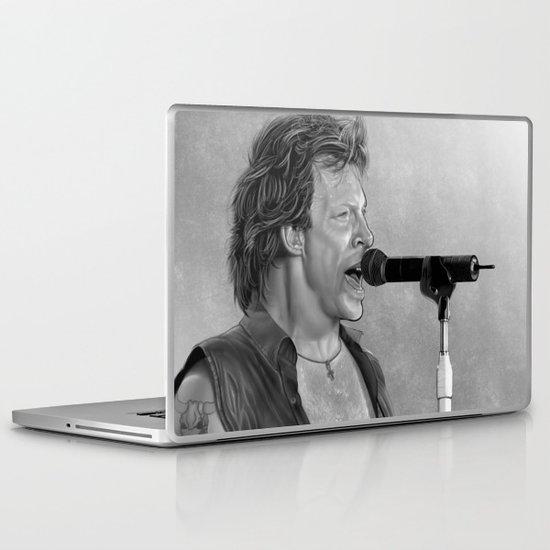 Jon Bon Jovi      Laptop & iPad Skin