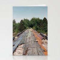 Rainbow Bridge Stationery Cards