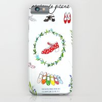 Zapatos de Gitana iPhone 6 Slim Case