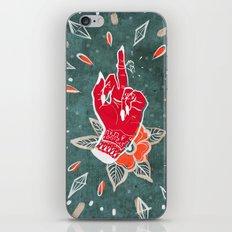 Arrogance iPhone & iPod Skin