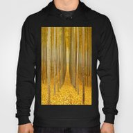Yellow Forest Hoody