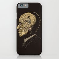 iPhone & iPod Case featuring Why zombies want brains by Alex Solis
