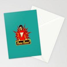 Nanu Nanu  |  Mork  |  Robin Williams Tribute Stationery Cards
