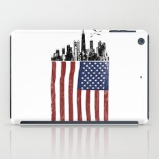 America city iPad Case