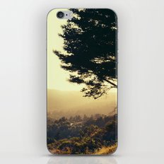 Morning in your Eyes iPhone & iPod Skin