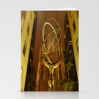 Atlas-Gold Stationery Cards