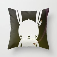 PERFECT SCENT - TOKKI 卯 . EP001 Throw Pillow