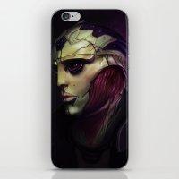Mass Effect: Thane Krios iPhone & iPod Skin