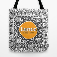 QUOTWAIN (1 of 4) - DANCE V1 Tote Bag
