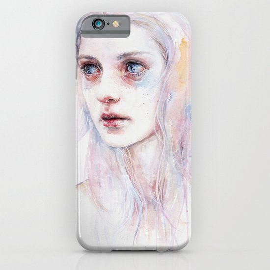 unsaid things iPhone & iPod Case