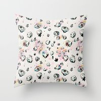 Slack Tide Throw Pillow