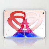 PARIS LOVE Laptop & iPad Skin